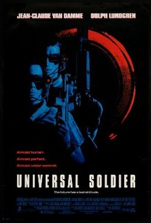 poster Universal soldier (1992)