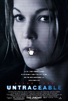 poster Untraceable (2008)