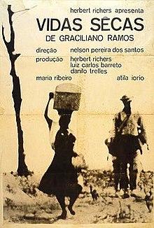 poster Vidas Secas - Barren Lives (1963)
