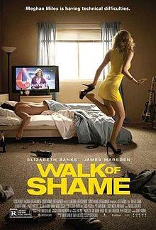 poster Walk of Shame (2014)