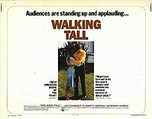 poster Walking Tall (1973)