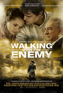 poster Walking With The Enemy (2013)
