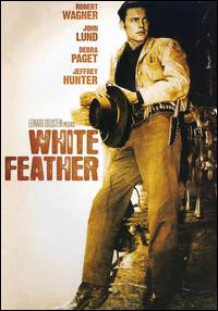 poster White Feather (1955)