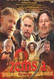 poster Zemsta (The Revenge) (2002)
