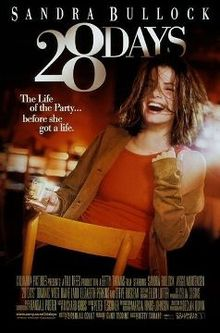 poster 28 Days (2000)
