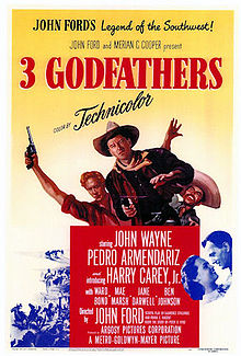 poster 3 Godfathers (1948)