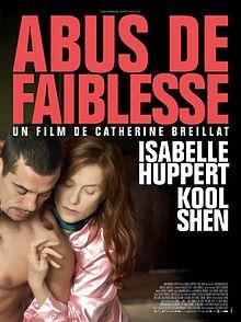 poster Abus de faiblesse (2013)
