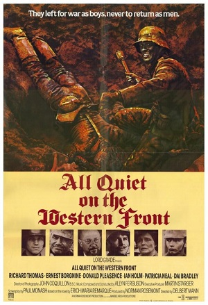 poster All Quiet on the Western Front (TV Movie 1979)