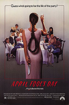 poster April Fool's Day (1986)