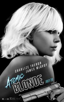 poster Atomic Blonde (2017)