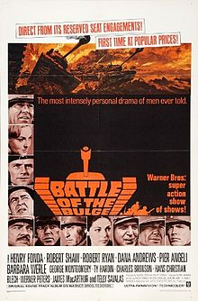 poster Battle of the Bulge (1965)