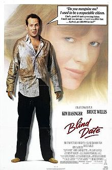 poster Blind Date (1987)