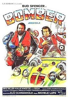 poster Bomber (1982)
