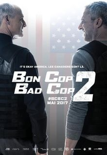 poster Bon Cop Bad Cop 2 (2017)