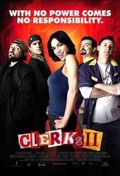poster Clerks II (2006)