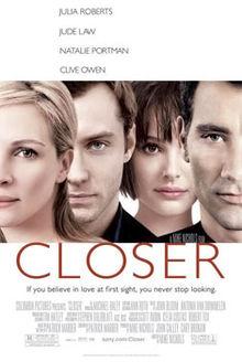 poster Closer (2004)