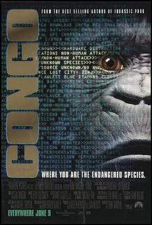 poster Congo (1995)
