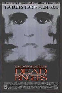 poster Dead Ringers (1988)