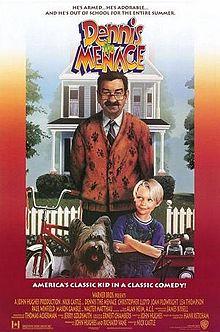 poster Dennis the Menace (1993)