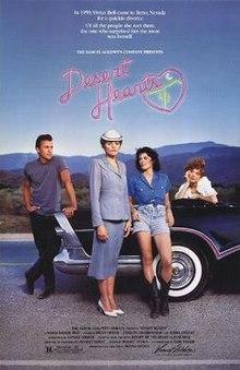 poster Desert Hearts (1985)