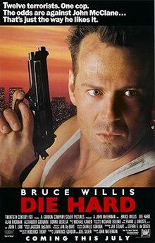 poster Die Hard (1988)