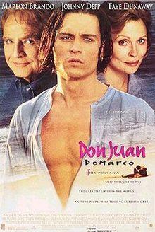 poster Don Juan DeMarco (1994)