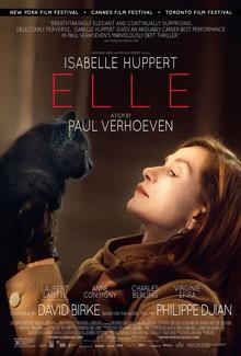 poster Elle (2016)