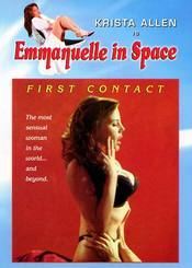 poster Emmanuelle First Contact (1994)