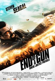 poster End of a Gun (2016)