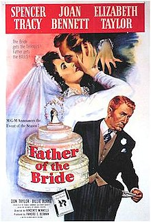 poster Father of the Bride (1950)