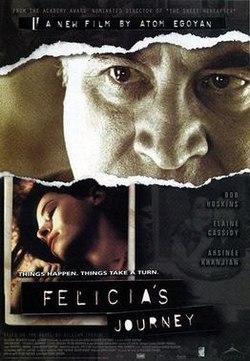 poster Felicia's Journey (1999)