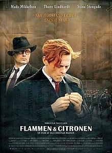 poster Flammen & Citronen - Flame & Citron (2008)