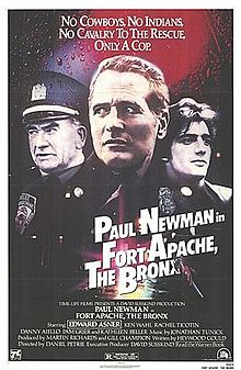 poster Fort Apache the Bronx (1981)