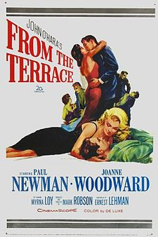 poster From the Terrace (1960)