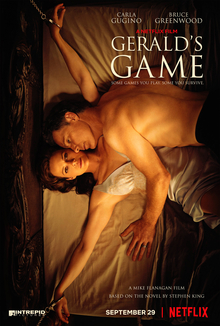 poster Gerald's Game (2017)