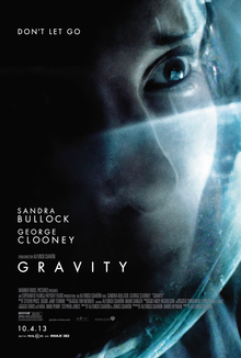 poster Gravity (2013)