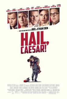 poster Hail, Caesar! (2016)