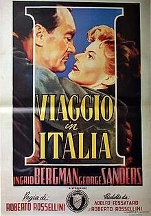poster Journey to Italy - Viaggio in Italia (1954)