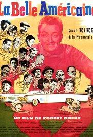 poster La belle Americaine (1961)