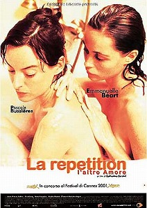 poster La repetition (2001)