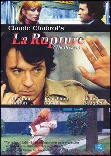 poster La rupture (1970)