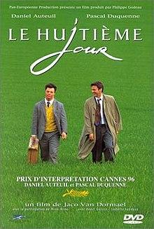 poster Le huitieme jour (1996)