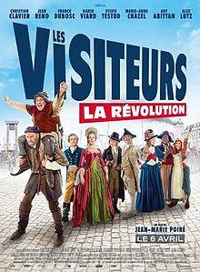 poster Les Visiteurs La Revolution (2016)