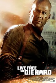 poster Live Free or Die Hard (2007)