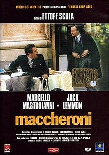 poster Maccheroni (1985)