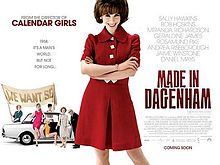poster Made in Dagenham (2010)