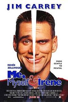 poster Me, Myself & Irene (2000)