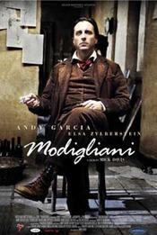 poster Modigliani (2004)
