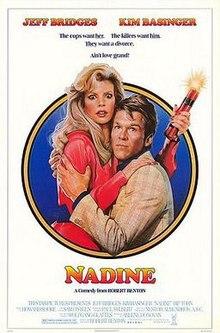 poster Nadine (1987)