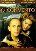 poster O Convento - The Convent (1995)